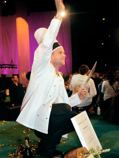 Tomas Diederichsen vinner Årets Kock 2011