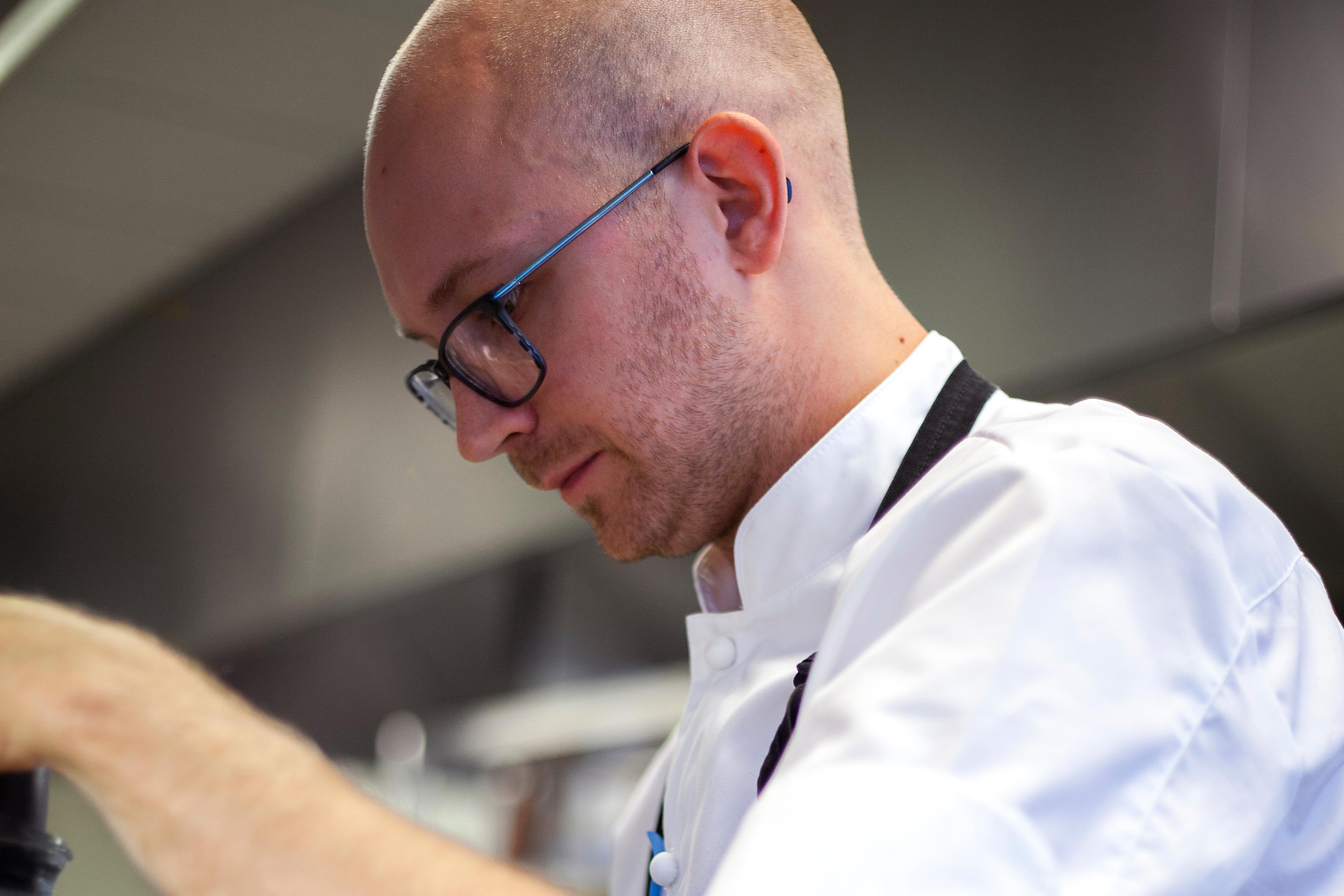 Lars Niklasson finalist Årets Kock 2018