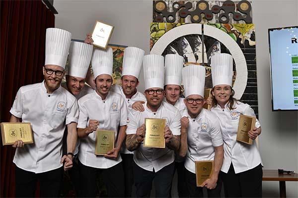 Finalister Årets Kock 2019